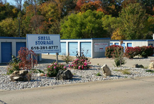 Shell & Southwoods Storage provides superior self-storage for homes and businesses in the Columbia IL area